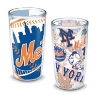 Tervis® MLB New York Mets All-Over Wrap 16 oz. Tumblers (Set of 2)