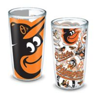 Tervis® MLB Baltimore Orioles All-Over Wrap 16 oz. Tumblers (Set of 2)