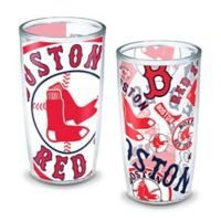 Tervis® MLB Boston Red Sox All-Over Wrap 16 oz. Tumblers (Set of 2)