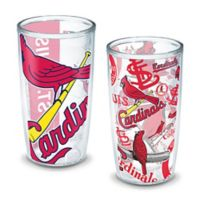 Tervis® MLB St. Louis Cardinals All-Over Wrap 16 oz. Tumblers (Set of 2)