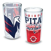 Tervis® NHL Washington Capitals 16 oz. Wrap Tumbler Gift Set (Set of 2)