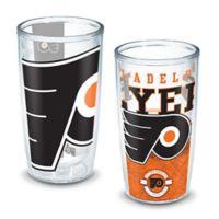 Tervis® NHL Philadelphia Flyers 16 oz. Wrap Tumbler Gift Set (Set of 2)