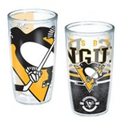 Tervis® NHL Pittsburgh Penguins 16 oz. Wrap Tumbler Gift Set (Set of 2)
