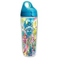 Tervis® Hamsa Floral 24 oz. Wrap Water Bottle with Lid