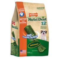 Nylabone® Nutri Dent® 12-Pack Edible Mini-Dental Chews