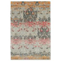 Kaleen Mercery Silkscreen 3-Foot 6-Inch x 5-Foot 6-Inch Area Rug in Fire