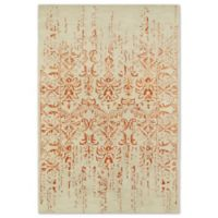 Kaleen Mercery Impressions 5-Foot x 7-Foot 9-Inch Area Rug in Paprika