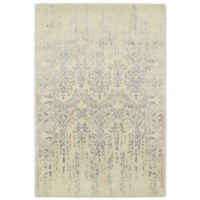 Kaleen Mercery Impressions 5-Foot x 7-Foot 9-Inch Area Rug in Grey
