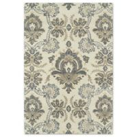 Kaleen Melange Lille 2-Foot x 3-Foot Accent Rug in Ivory