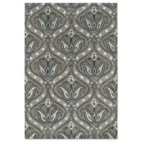 Kaleen Melange Regal 2-Foot x 3-Foot Rug in Taupe