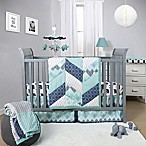 The Peanut Shell® Mosaic 3-Piece Crib Bedding Set