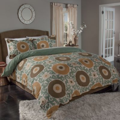 Buy Gold Duvet Cover Sets from Bed Bath & Beyond