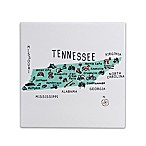 "My Place Tennessee 7.75"" Square Trivet"