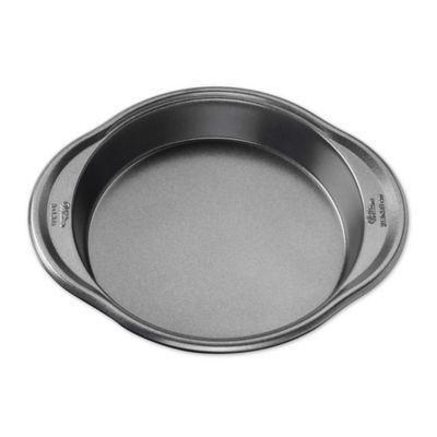 Wilton Advance® Select Nonstick 8-Inch Round Cake Pan in Gunmetal