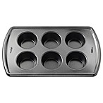 Wilton® Advance Select Premium Nonstick™ 6-Cup Muffin Pan