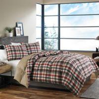 Eddie Bauer® Astoria Full/Queen Comforter Set in Red