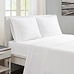 Sleep Philosophy® Smart Cool California King Sheet Set in White