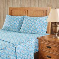 Premier Comfort® Cozy All Twin XL Sheet Set in Blue