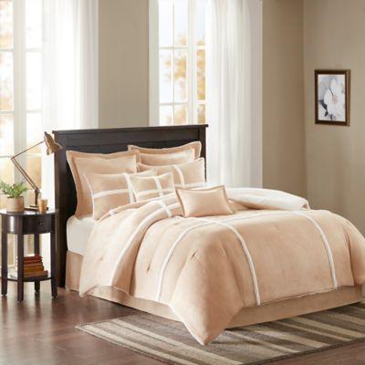 Buy Beige Bedding Sets From Bed Bath Amp Beyond