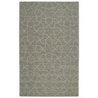Kaleen Imprints Modern Marrakesh 3-Foot 6-Inch x 5-Foot 6-Inch Area Rug in Grey