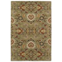 Kaleen Middleton Karaj 5-Foot x 7-Foot 9-Inch Area Rug in Green