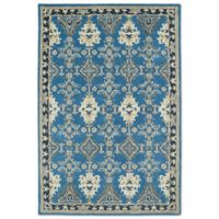 Kaleen Middleton Ardabil 5-Foot x 7-Foot 9-Inch Area Rug in Blue