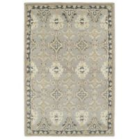 Kaleen Middleton Ardabil 8-Foot x 10-Foot Area Rug in Grey