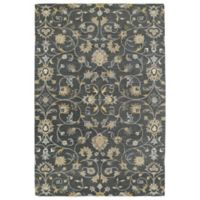Kaleen Middleton Yazd 2-Foot x 3-Foot Accent Rug in Graphite