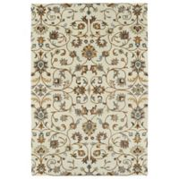 Kaleen Middleton Yazd 3-Foot x 5-Foot Accent Rug in Linen