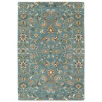 Kaleen Middleton Yazd 5-Foot x 7-Foot 9-Inch Area Rug in Turquoise