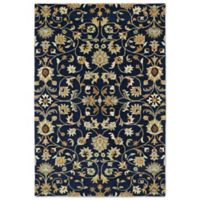 Kaleen Middleton Yazd 5-Foot x 7-Foot 9-Inch Area Rug in Navy