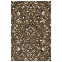 Kaleen Middleton Alhambra 5-Foot x 7-Foot 9-Inch Area Rug in Chocolate