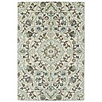 Kaleen Middleton Alhambra 5-Foot x 7-Foot 9-Inch Area Rug in Ivory