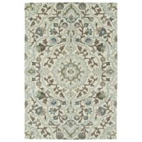 Kaleen Middleton Alhambra 8-Foot x 10-Foot Area Rug in Ivory