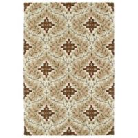 Kaleen Middleton Urmia 2-Foot x 3-Foot Accent Rug in Sand