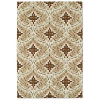 Kaleen Middleton Urmia 5-Foot x 7-Foot 9-Inch Area Rug in Sand