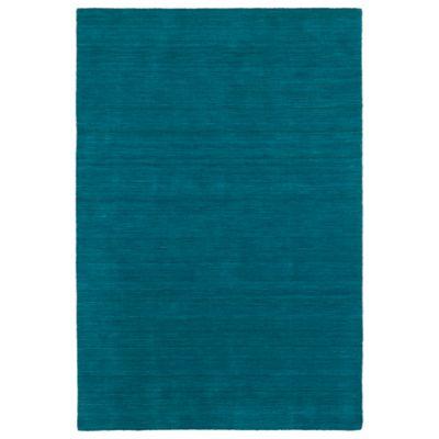 Kaleen Renaissance 8 Foot X 11 Foot Area Rug In Turquoise