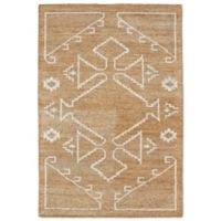 Kaleen Solitaire 5-Foot x 7-Foot 9-Inch Navajo Area Rug in Copper
