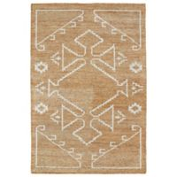Kaleen Solitaire 8-Foot x 11-Foot Navajo Area Rug in Copper