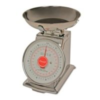 Escali® Mercado Dial Kitchen Scale