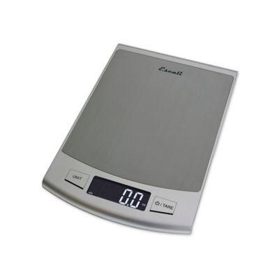 escali passo digital kitchen scale