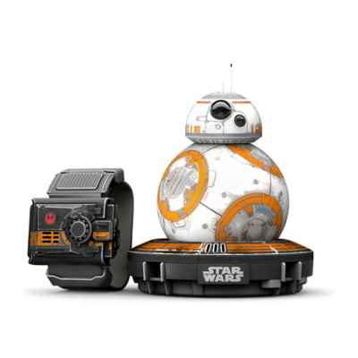 Sphero Special Edition Battle Worn BB-8™ the App-Enabled Droid™ and Force Band