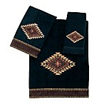 Avanti Mohave Bath Towel Collection in Black
