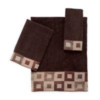 Avanti Precision Hand Towel in Mocha