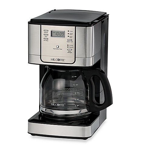 Bed Bath Beyond Mr Coffee White Coffee Maker