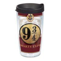 Tervis® Harry Potter Platform Nine and Three Quarters 16 oz. Wrap Tumbler with Lid