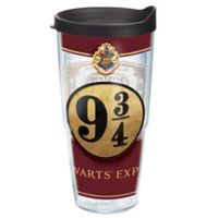 Tervis® Harry Potter Platform Nine and Three Quarters 24 oz. Wrap Tumbler with Lid