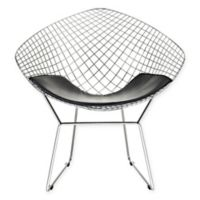 Modway Cad Lounge Chair in Black