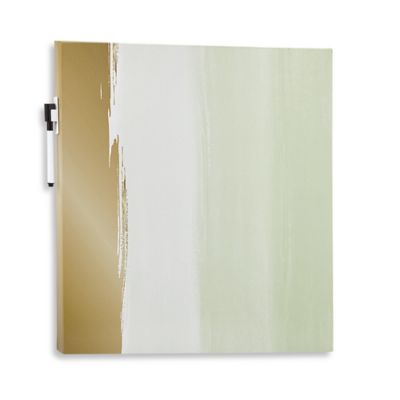 Buy Decorative Dry Erase Board from Bed Bath & Beyond