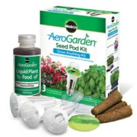 AeroGarden® Grow Anything Seeds 3-Pod Kit